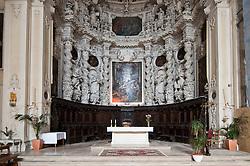 Lecce - Chiesa del Gesù o del Buon Consiglio.  Indirizzo: Via Francesco Rubichi 1 - Lecce.La chiesa del Gesù o della Madonna del Buon Consiglio è una chiesa del centro storico di Lecce. È stata per secoli sede della Compagnia di Gesù.