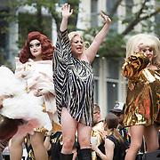 NLD/Amsterdam//20170805 - Gay Pride 2017, Mayday