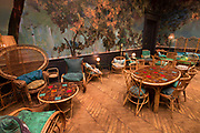 Interior of The Glade, breakfast and brunch room, at Sketch London in Mayfair on 4th November 2015 in London, United Kingdom.
