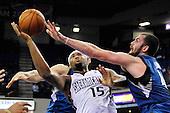 20121127 - Minnesota Timberwolves @ Sacramento Kings