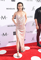 Guests arrive at the 3rd Annual Fashion LA Awards in Hollywood, California. 02 Apr 2017 Pictured: Amanda Steele. Photo credit: MEGA TheMegaAgency.com +1 888 505 6342