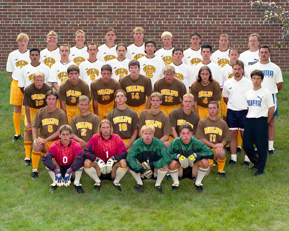 1998 Men's Soccer<br /> Mid-Continent Conference<br /> Regular Season Champion