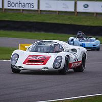 Whitsun Trophy, Race 5, Saturday 13h35<br /> #36 - 1967 Porsche 910 at Goodwood SpeedWeek 16 - 18 October 2020