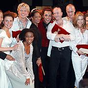 Laatste voorstelling Elisabeth, Cast Elisabeth en Aida