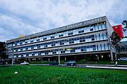 Uberlandia_MG, Brasil...Centro Administrativo Virgilio Galassi em Uberlandia...The Administrative Center Virgilio Galassi at Uberlandia...Foto: BRUNO MAGALHAES /  NITRO