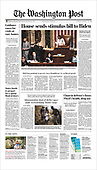 March 11, 2021 (USA): Front-page: Today's Newspapers In United States