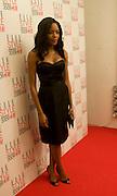 Naomie Harris, The Elle Style Awards 2009, The Big Sky Studios, Caledonian Road. London. February 9 2009.