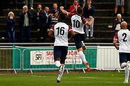 Bradford Park Avenue FC 1-1 Stockport County FC 18.8.18