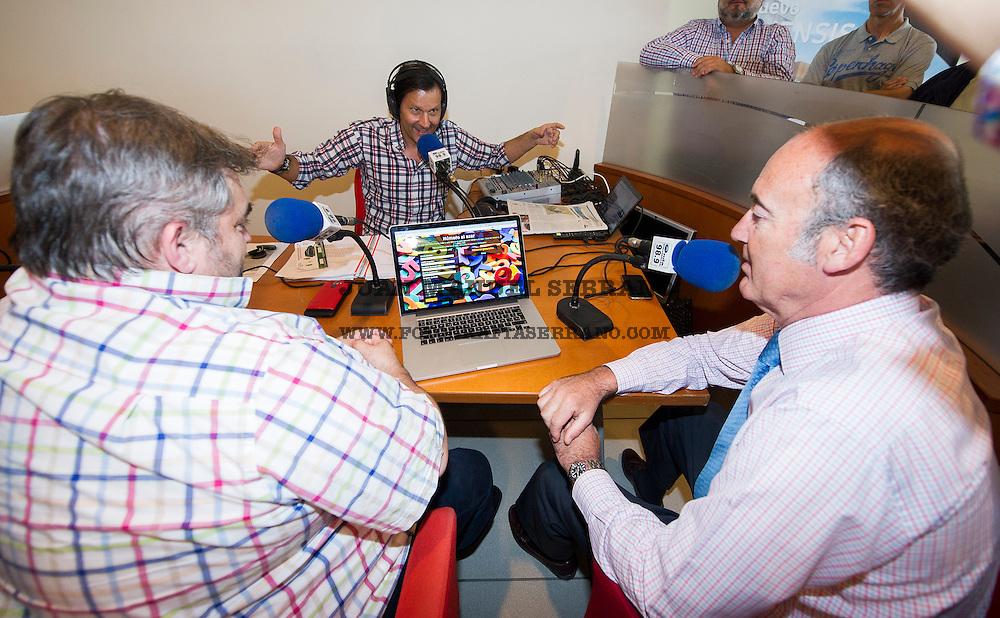 30-05-2016 Santander<br /> FCF sorteo Toyota<br /> <br /> Fotos: Juan Manuel Serrano Arce