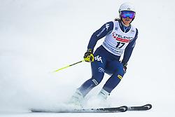 Elena Curtoni (ITA) during the Ladies' Giant Slalom at 57th Golden Fox event at Audi FIS Ski World Cup 2020/21, on January 17, 2021 in Podkoren, Kranjska Gora, Slovenia. Photo by Vid Ponikvar / Sportida
