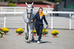 Boonzaaijer Janneke, NED, ACSI Champ de Tailleur<br /> FEI EventingEuropean Championship <br /> Avenches 2021<br /> © Hippo Foto - Dirk Caremans<br />  22/09/2021