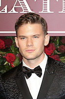 Jeremy Irvine, Evening Standard Theatre Awards, London Coliseum, London, UK, 24 November 2019, Photo by Richard Goldschmidt