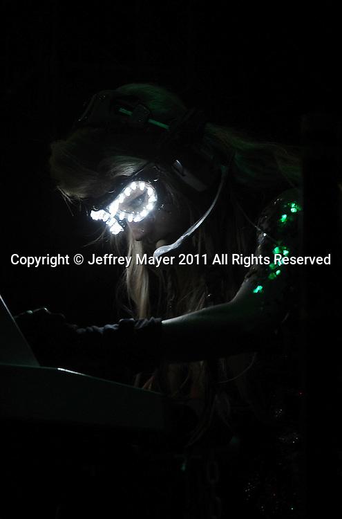 LOS ANGELES, CA - MAY 14: Ke$ha performs at KIIS FM's 2011 Wango Tango Concert at Staples Center on May 14, 2011 in Los Angeles, California.