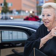NLD/Leeuwarden/20180908 - Koning Willem Alexander en Beatrix aanwezig bij premiere de Stormruiter, Prinses Beatrix