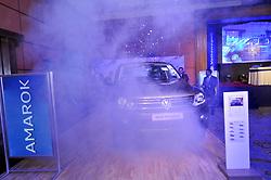 August 3, 2017 - Kathmandu, NE, Nepal - Bibek Bijukchhe, CEO of Volkswagen Nepal officially unrevealing New Amarok at Kathmandu, Nepal on Thursday, August 3, 2017. (Credit Image: © Narayan Maharjan/NurPhoto via ZUMA Press)