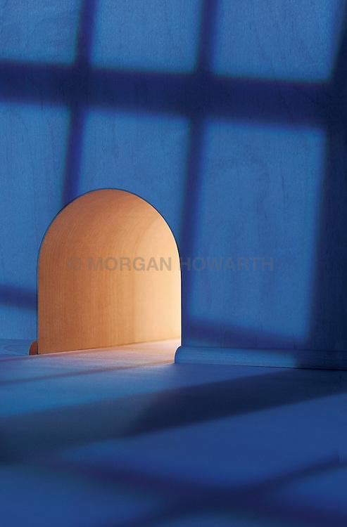 Mouse hole Morgan Howarth