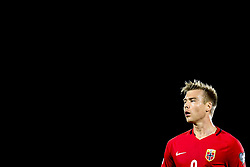 October 5, 2017 - San Marino, SAN MARINO - 171005 Alexander Toft SÂ¿derlund of Norway during the FIFA World Cup Qualifier match between San Marino and Norway on October 5, 2017 in San Marino. .Photo: Fredrik Varfjell / BILDBYRN / kod FV / 150027 (Credit Image: © Fredrik Varfjell/Bildbyran via ZUMA Wire)