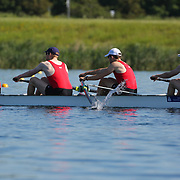 Open Coxless Fours