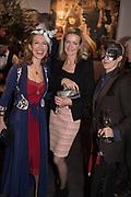 ROWAN PELLING, GEORGIA POWELL, Sotheby's Erotic sale cocktail party, Sothebys. London. 14 February 2018