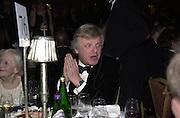 Michael Grade. The British Book Awards. Hilton, London. 22 February 2001. © Copyright Photograph by Dafydd Jones 66 Stockwell Park Rd. London SW9 0DA Tel 020 7733 0108 www.dafjones.com