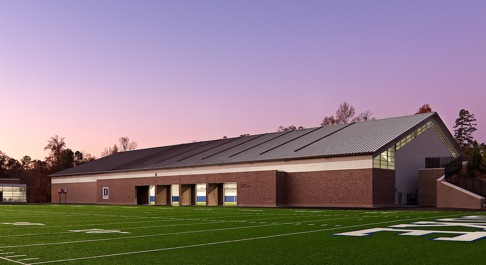 Duke Football Practice Facility - Durham, NC