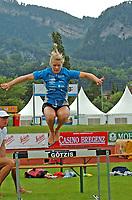 Ida Marcussen debuterar i Götzis<br /> Träningen har gått bra men detta blir min första tävlingen, sa Ida - som hoppas att hennes form sedan skall bli bättre och bättre