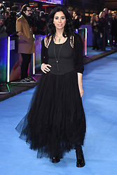 Sarah Silverman arriving at the European Premiere of Ralph Breaks The Internet, Curzon Mayfair Cinema, London. Photo credit should read: Doug Peters/EMPICS