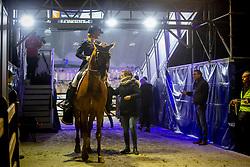 Witte-Vrees Madeleine, NED, Cennin<br /> Vlaanderens Kerstjumping - Memorial Eric Wauters - Mechelen 2018<br /> © Hippo Foto - Dirk Caremans<br /> 28/12/2018