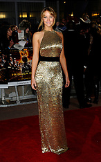 The Hunger Games premiere