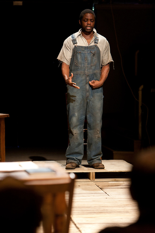 Royal Exchange Theatre production of To Kill A Mockingbird by Harper Lee. Directed by Max Webster