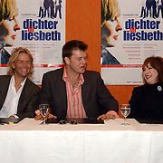 Liesbeth ListNLD/Eemnes/20050912 - Personferentie Dichter bij Liesbeth, Antonie Kamerling, Beau van Erven Dorens
