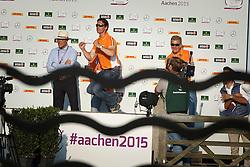 Ehrens Rob, Van Asten Leopold, Hogendoorn Arie<br /> Individual competition round 3 and Final Team<br /> FEI European Championships - Aachen 2015<br /> © Hippo Foto - Dirk Caremans<br /> 21/08/15