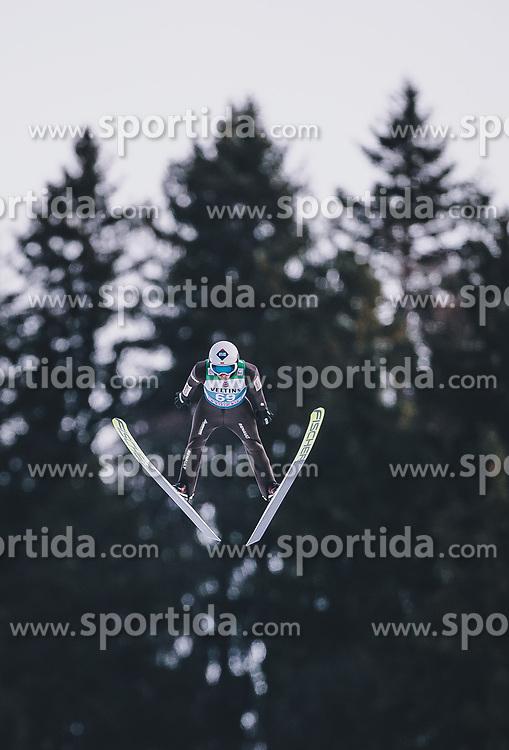 31.12.2019, Olympiaschanze, Garmisch Partenkirchen, GER, FIS Weltcup Skisprung, Vierschanzentournee, Garmisch Partenkirchen, Qualifikation, im Bild Kamil Stoch (POL) // Kamil Stoch of Poland during his qualification Jump for the Four Hills Tournament of FIS Ski Jumping World Cup at the Olympiaschanze in Garmisch Partenkirchen, Germany on 2019/12/31. EXPA Pictures © 2019, PhotoCredit: EXPA/ JFK