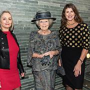 NLD/Hilversum/20181212 - Beatrix onthult nieuwe naam van Sensoor, Monique van Bijsterveld