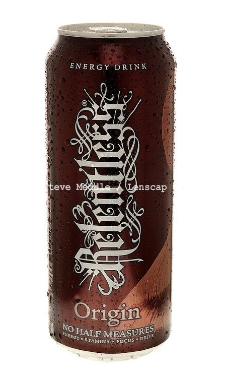 Can of Relentless Energy Drink