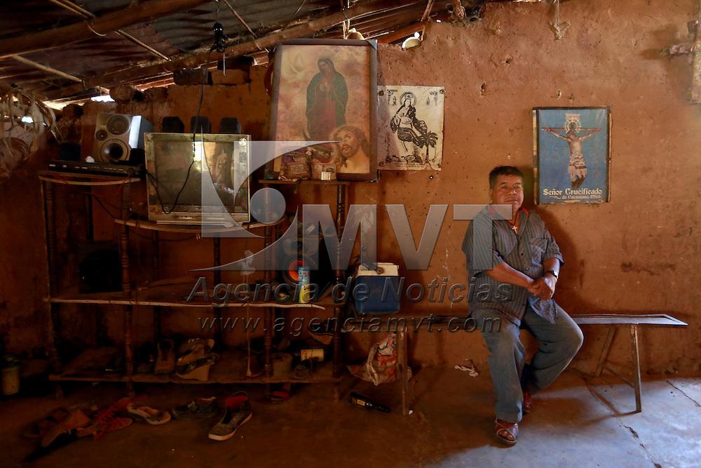 Toluca, México.- El Estado de México es uno de los tres estados del país con mayor aumento de la población que se encuentra en pobreza extrema, casi la mitas de nuevos pobres de todo México.  Agencia MVT / Uriel Olivares