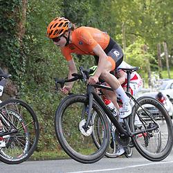 28-08-2020: Wielrennen: EK wielrennen: Plouay<br /> Elise Uijen