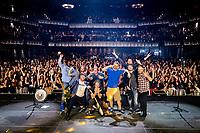 SOJA at The Anthem, Washington, DC, Dec., 2017 (photo: John Shore)