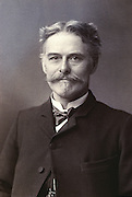 Professor Edward Drinker Cope, from Philadelphia, PA. one of the most successful paleontologists in the world died in 1897.