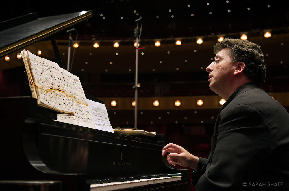 Jeffrey Biegel, pianist
