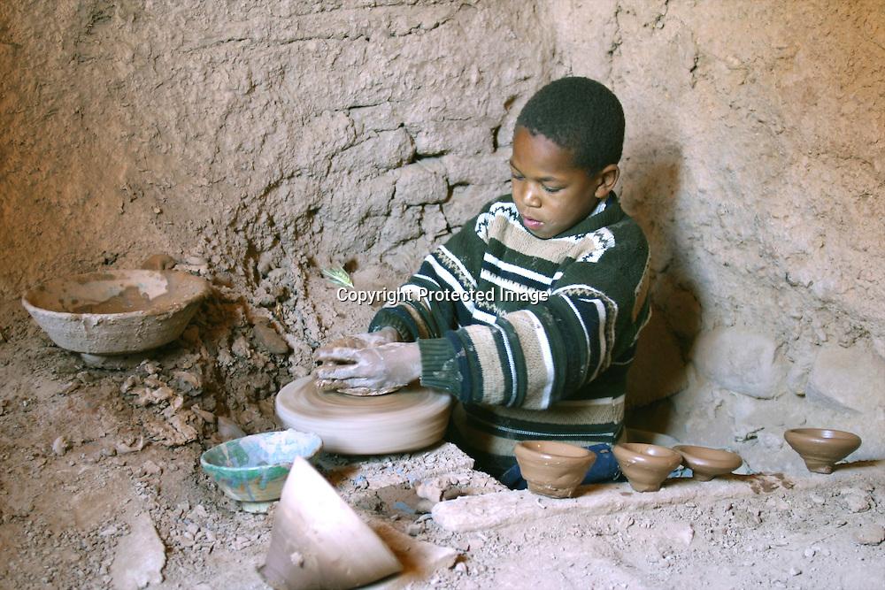 child labour in morocco