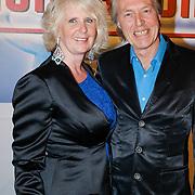 NLD/Utrecht/20121018- Premiere Speed, Bert Heerink en partner Irma van Mourik