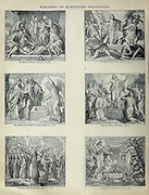 from ' The Doré family Bible ' containing the Old and New Testaments, The Apocrypha Embellished with Fine Full-Page Engravings, Illustrations and the Dore Bible Gallery. Published in Philadelphia by William T. Amies in 1883