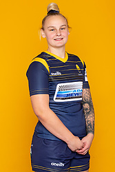 Vicky Foxwell of Worcester Warriors Women - Mandatory by-line: Robbie Stephenson/JMP - 27/10/2020 - RUGBY - Sixways Stadium - Worcester, England - Worcester Warriors Women Headshots