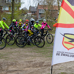AWV de Zwaluwen<br />jeugd mountainbiken