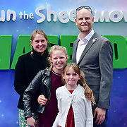 Will Becher attend the Shaun the Sheep Movie: Farmageddon, at ODEON LUXE on 22 September 2019,  London, UK.