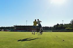 during football match between NK Aluminij and NK Bravo in 32. Round of Prva liga Telekom Slovenije 2019/20, on July 8, 2020 in Sportni park NK Aluminij Stadion, Kidricevo, Slovenia. Photo by: Milos Vujinovic /Sportida