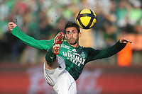 FOOTBALL - FRENCH CHAMPIONSHIP 2010/2011 - L1 - AS SAINT ETIENNE v VALENCIENNES FC - 3/04/2011 - PHOTO ERIC BRETAGNON / DPPI - ALEJANDRO ALONSO (ASSE)