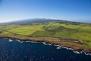 Ulupo Airport, North Kohala, Big Island of Hawaii