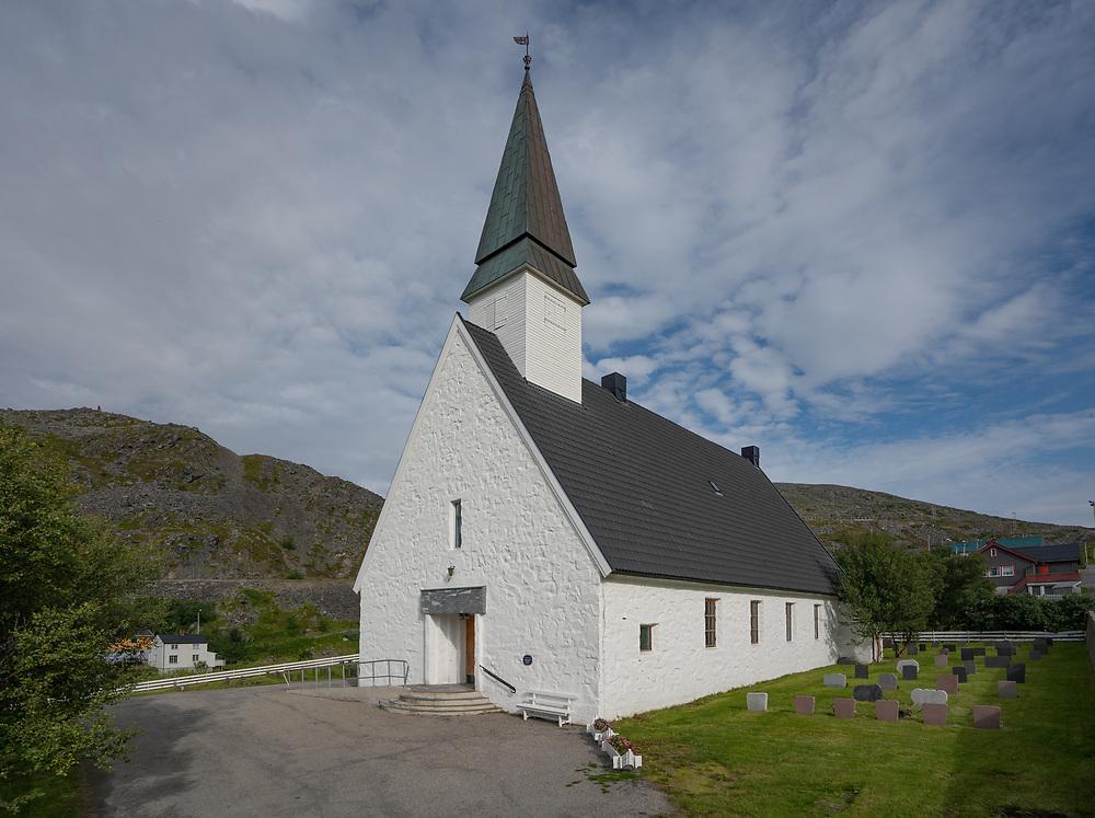 Kjøllefjord kirke er en langkirke fra 1951 i Lebesby kommune, Troms og Finnmark fylke.